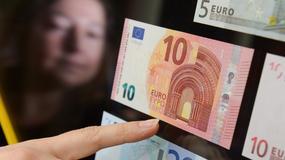 Zobacz nowy banknot 10 euro