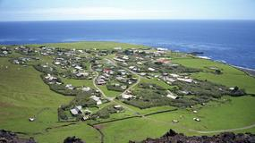 Tristan da Cunha - najbardziej oddalona zamieszkana wyspa na świecie