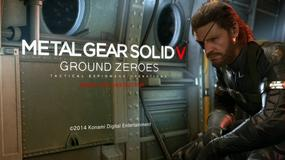 Metal Gear Solid V: Ground Zeroes - nowe screeny prosto z PlayStation 4