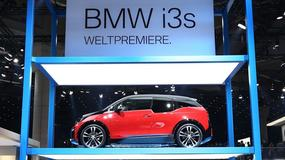 BMW i3 po face liftingu: debiut we Frankfurcie