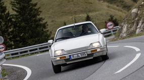 Klasyk spod znaku GTI - Citroen CX GTi