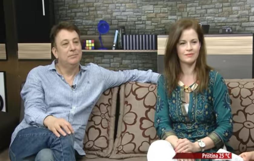 Vladan i Kristina Savić