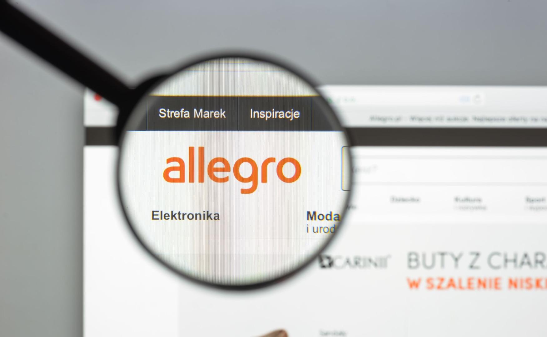 Allegro Z Parkietu Zbierze Miliardy Gieldowy Debiut Moze Pobic Rekordy Dziennik Pl