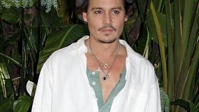 Johnny Depp ikoną stylu 2012
