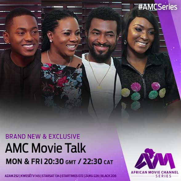 African Magic Channel Watch AMC series for non-stop