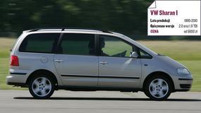 Volkswagen Sharan - van o wielu twarzach