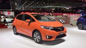 Honda Jazz - Liczy się praktyczność