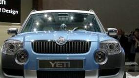 Genewa 2009: Škoda Yeti - premiera jednak w marcu