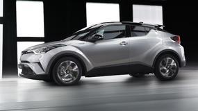 Toyota C-HR - Toyota stawia na styl
