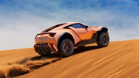 Zarooq SandRacer 500GT - pogromca pustyni