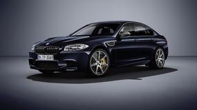 BMW M5 Competition Edition - do rywalizacji