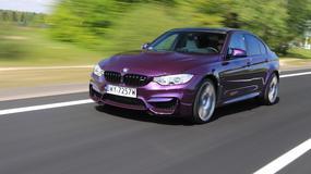 BMW M3 Competition - Brutalna maszyna uliczna