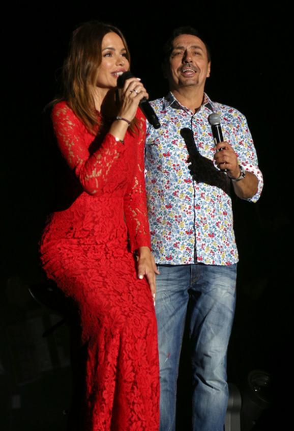 Severina i Dragan Kojić Keba