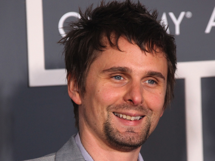 5. Matthew Bellamy