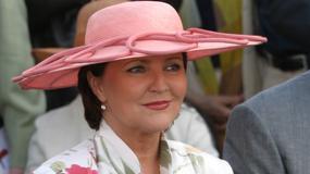 Jolanta Kwaśniewska - nie zaliczyła ani jednej wpadki?