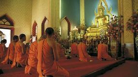 Tajlandia - Bangkok: wieczny klejnot
