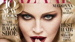 """Madonna gwiazdą najnowszego """"Harper's Bazaar"""""""