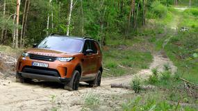 Land Rover Discovery First Edition - wojownik pod krawatem | TEST