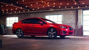Nowe Subaru Impreza - pierwsze zdjęcia