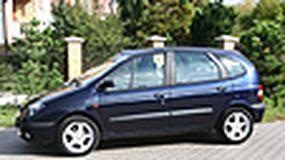 Renault Scenic - Minibus dla rodziny