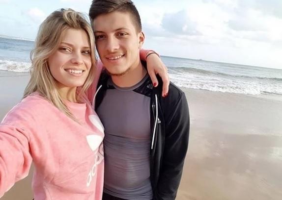 Anđela i Luka Jović