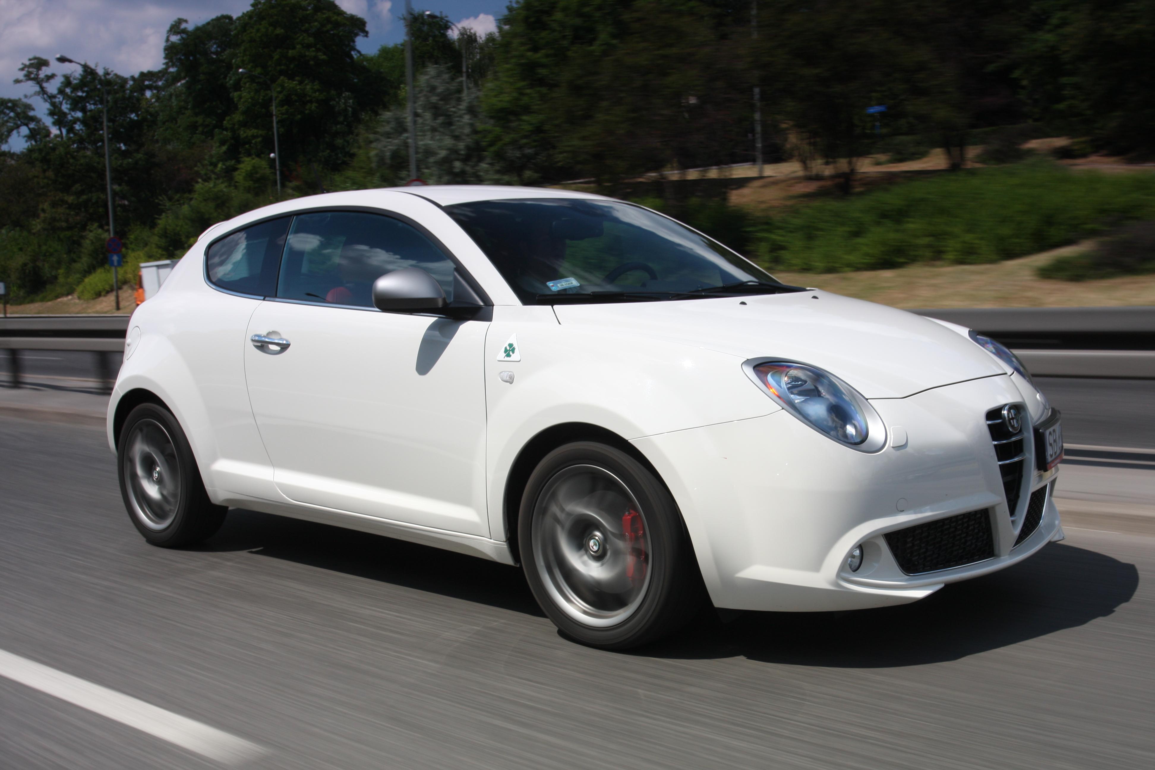 Alfa Romeo Mito Testy I Recenzje Zdjęcia Opinie Dane