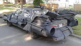 Batmobil, który powstał na bazie Toyoty Camry