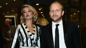 Borys Szyc z partnerką na Festiwalu Filmowym. Wyglądali pięknie!