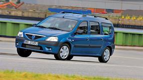 Dacia Logan - gdy liczy się głównie bagażnik