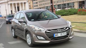 Hyundai i30 1.6 GDI: kombi w dobrym guście