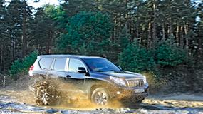 Toyota Land Cruiser 3.0 D-4D - Do lasu i do opery