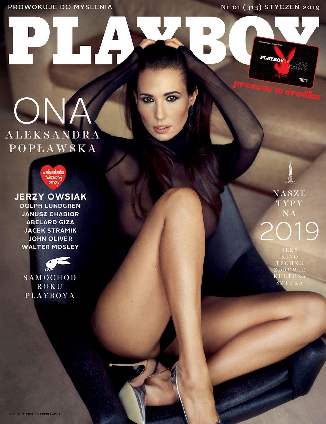 Anna Mucha Playboy polskie gwiazdy w rozbieranych sesjach na ok�adkach playboya