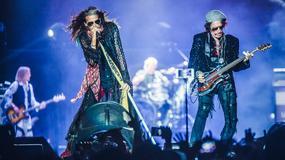 Aerosmith w Krakowie: Amerykanie przygotowali dla Polaków wspaniałe rockowe widowisko [ZDJĘCIA, RELACJA]