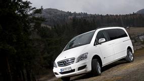 Mercedes Viano 4Matic