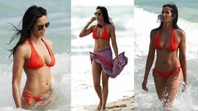Oszałamiająca 43-letnia Padma Lakshmi w bikini