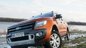 Test Forda Rangera 3.2 TDCI Wildtrak: pikap na każdą okazję