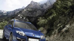 Renault Laguna: Zmiany kosmetyczne, ale we właściwym kierunku