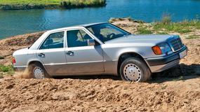 Mercedes 300 W 4Matic - na kursie do perfekcji