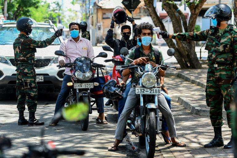 Sri Lanka nabs escaped Coronavirus patient after launching manhunt