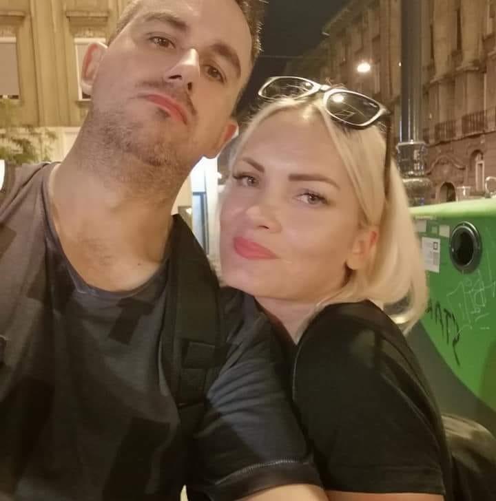 Marijana Kovačević i Tomislav Grizelj