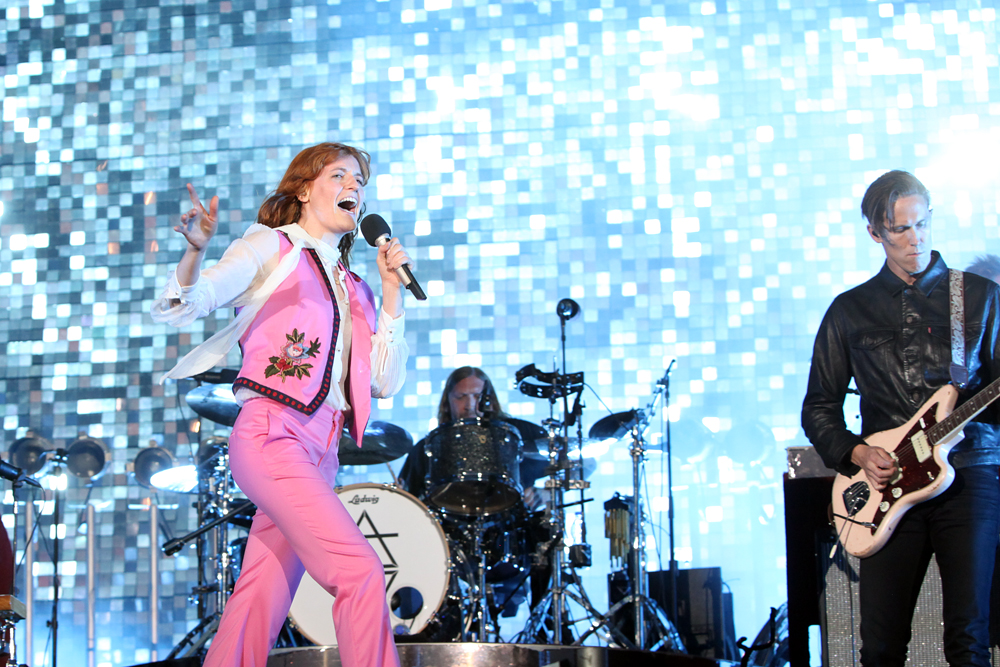 Opener Festival 2016: Florence And The Machine / fot. Joanna Combik