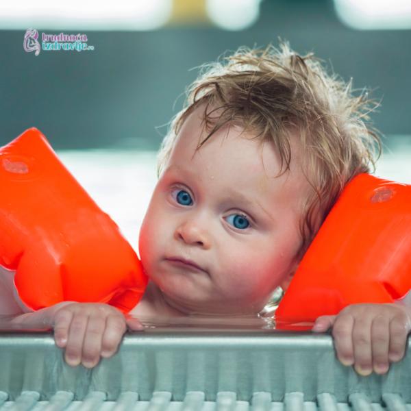 Prvi problemi mogu da se jave kad beba počne da se uspravlja