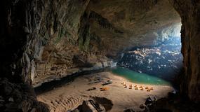 REMEK DELO PRIRODE Ova pećina je tako velika da u nju može da stane SOLITER OD 40 SPRATOVA