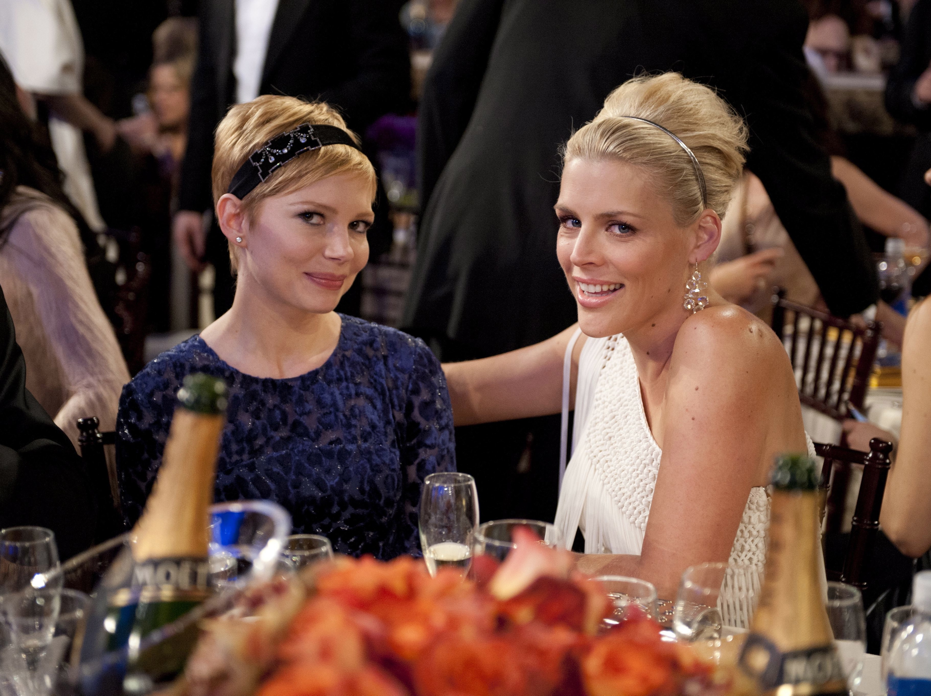 Michelle Williams i Busy Philipps
