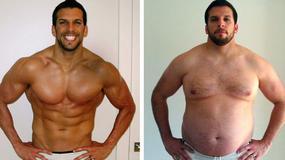34 kg więcej w ciągu 5 miesięcy! Dlaczego on to zrobił?