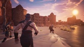 Conan Exiles - wielkie nietoperze, burze biaskowe i niszczenie murów na nowych screenach