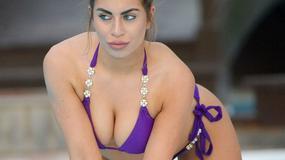 Seksbomba Katie Salmon w bikini