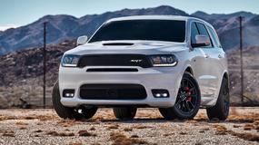 Dodge Durango SRT – SUV kipiący mocą