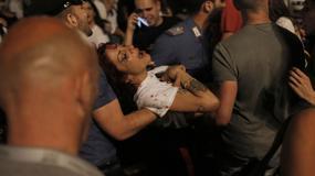 Dramatyczne sceny w Turynie, 1400 rannych kibiców
