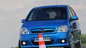 Opel Meriva OPC - Przesyłka  ekspresowa
